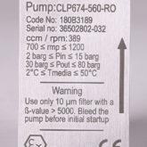 <h1>Skilte for Offshore</h1><p>Maskinskilte og CE-mærkning.<br>  Prototyper, enkeltstyks og seriefremstilling.<br />Mærkningen tåler hårdt slid, fugt,<br> fedt og høje temperaturer.</p>