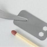 <h1>Lasersvejsning</h1><p>Prototyper og serieproduktion.<br />Medico emne hvor materiale tykkelsen er 0,3 mm.</p>