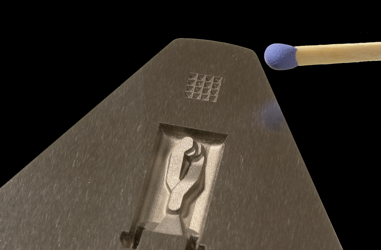 <h1>Formkerne</h1><p>2,8 mm. dyb.<br /></p>