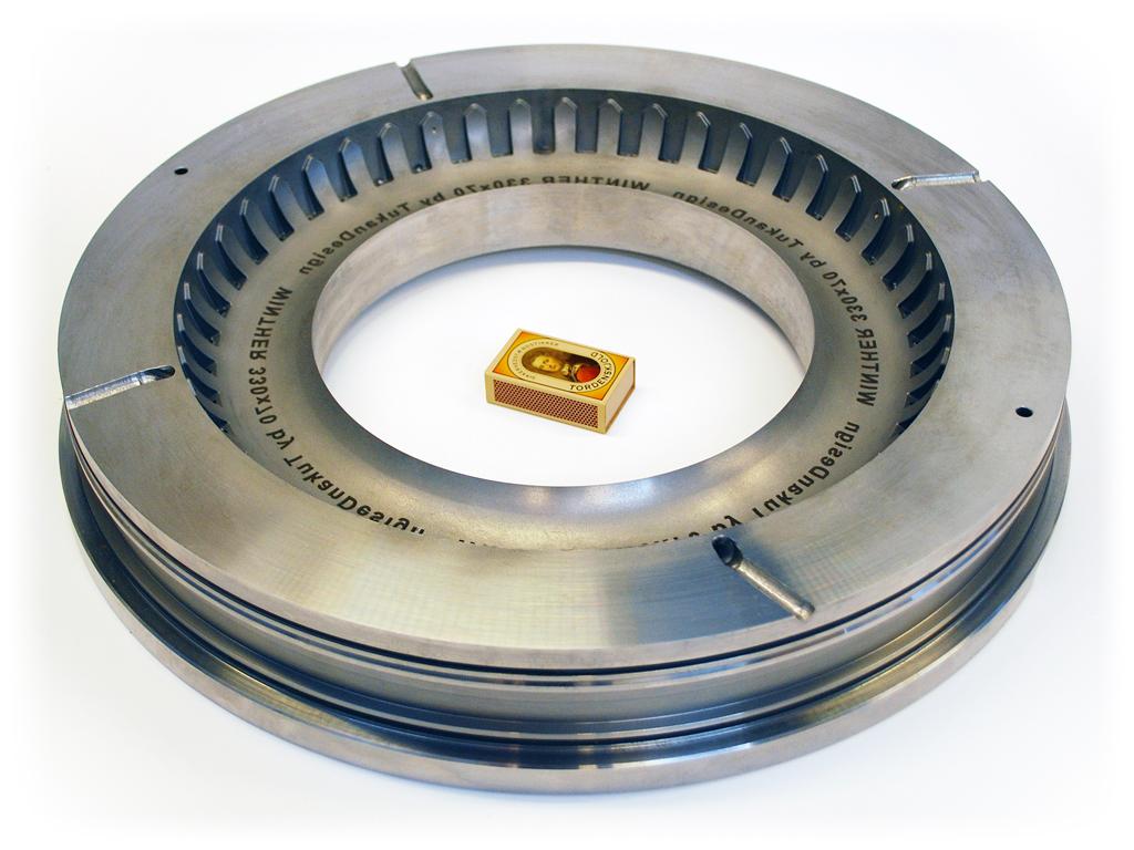 <h1>Formkerne Ø500 mm</h1><p>Gravuren 0,30 mm dyb.<br /></p>